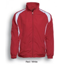 UNISEX ADULTS TRAINING TRACK JACKET