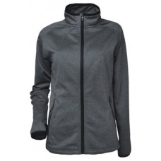 LADIES LIGHT WEIGHT FLEECE ZIP JACKET