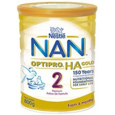 NAN 2 HA Gold (Follow On) - CARTON (6 TINS)