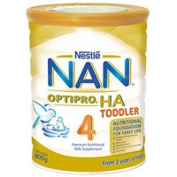 NAN 4 HA Gold (Toddler) - CARTON ( 6 TINS)