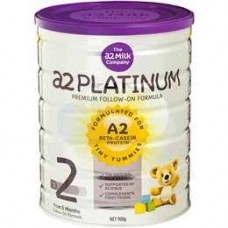 A2 BABY MILK FORMULA STAGE 2  - CARTON OF 6