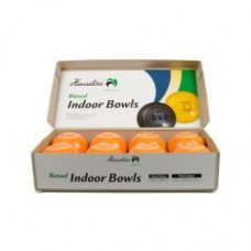 "Indoor Carpet Bowls - 4"" Orange Only"