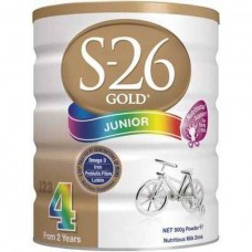 S-26 Gold Stage 4 (Junior) - CARTON ( 3 TINS)